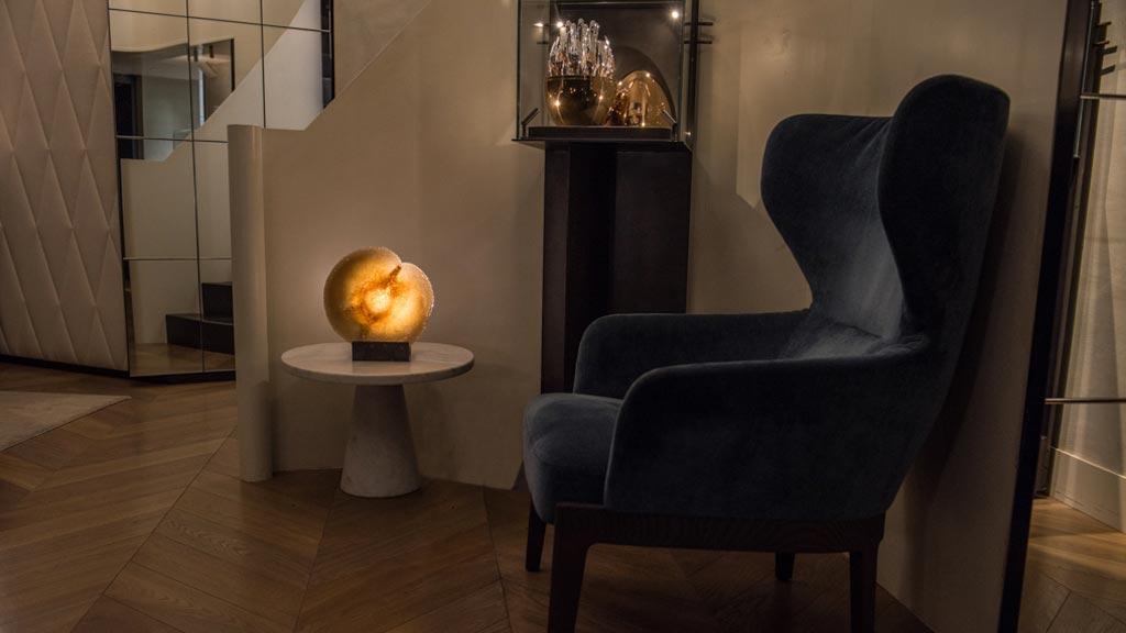 Lampada da tavolo Alone _ dixpari