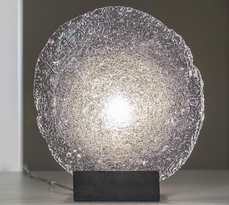 lampade da tavolo artigianali Alone 0019