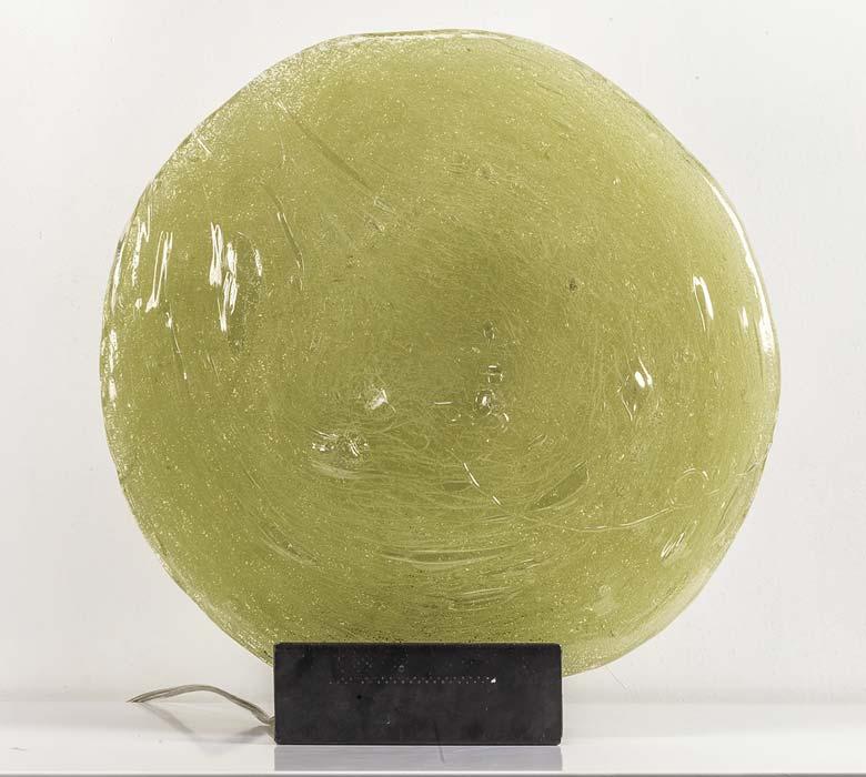 lampade da tavolo moderne colorate Alone 0020