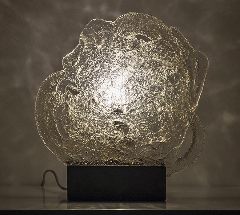 lampada da tavolo moderna illuminazione decorativa Alone 0024