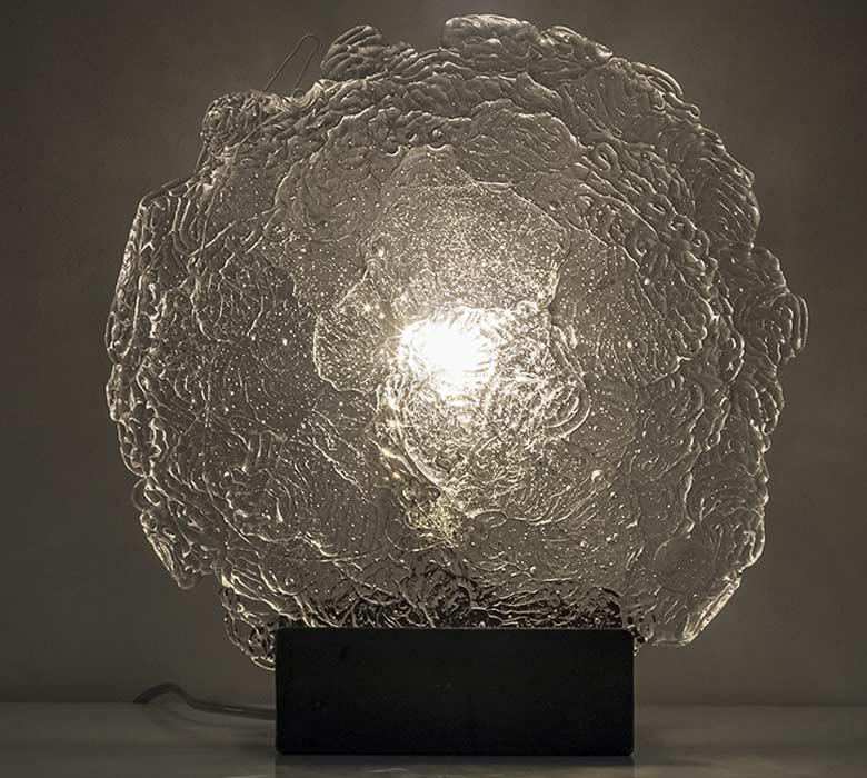 lampade in plastica Alone 0037