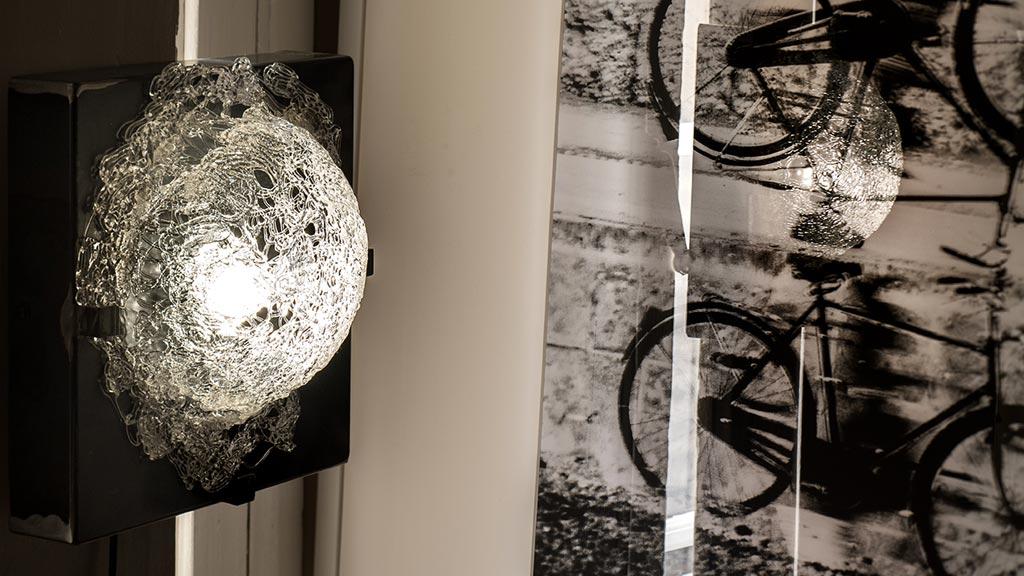 Lampade da pareti Macramè
