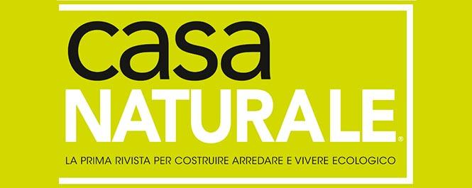 CASA NATURALE - la prima rivista per costruire e vivere ecologico